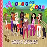 Asana's First Yoga Class (The AZIAM Girlz) (Volume 3)