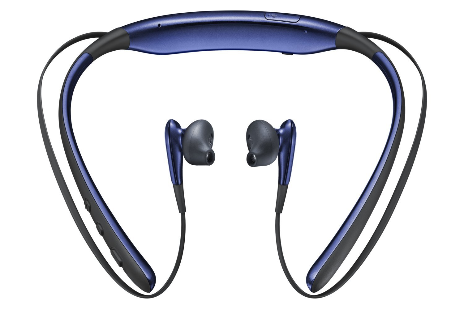 Zip Up Headphones Amazoncom Samsung Level U Bluetooth Wireless In Ear Headphones