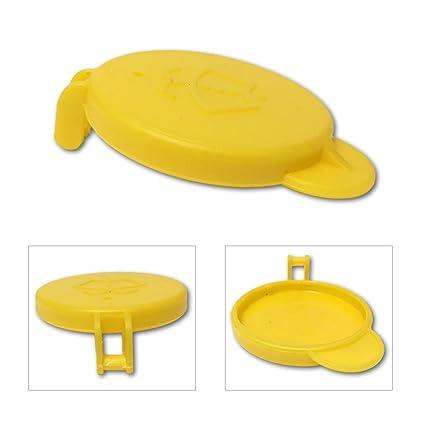 Tapa para el depósito del líquido del limpia parabrisas: Amazon.es: Coche y moto