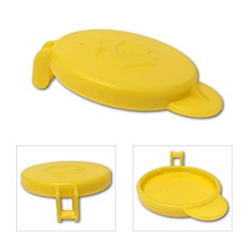 Tapa para el depósito del líquido del limpia parabrisas