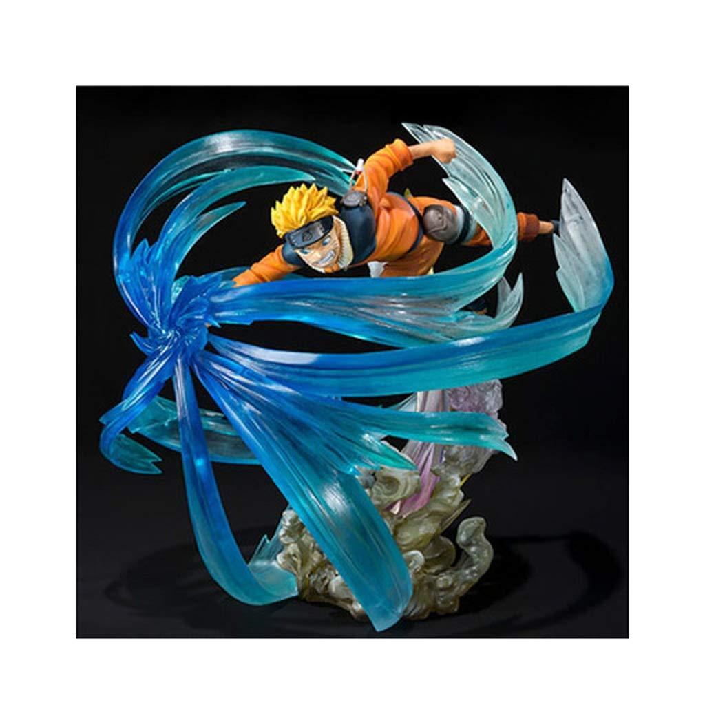 RFJJAL Anime Toy Model Naruto Juego Toy Home Office Decoración Modelo (Color : A)