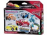 Aquabeads 30218 - Cars 3 Character Set - Lightning McQueen Cruz Ramirez Jackson Storm Guido and Smokey