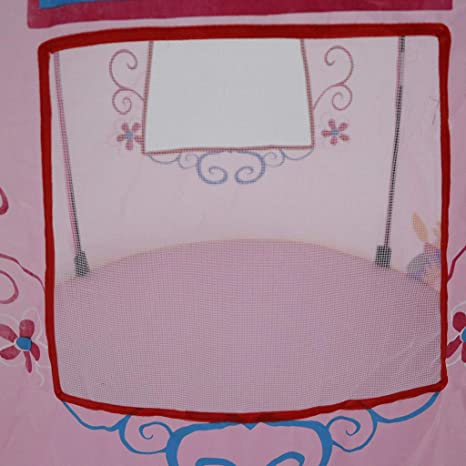 Amazon Com Fityle Folding Printed Mongolia Pop Up Playhouse