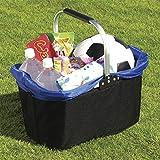 Marbrasse Collapsible Market Basket, Reusable