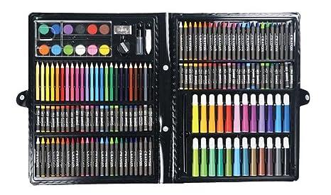 167 piezas Set de artista para niños Lápices de arte ...