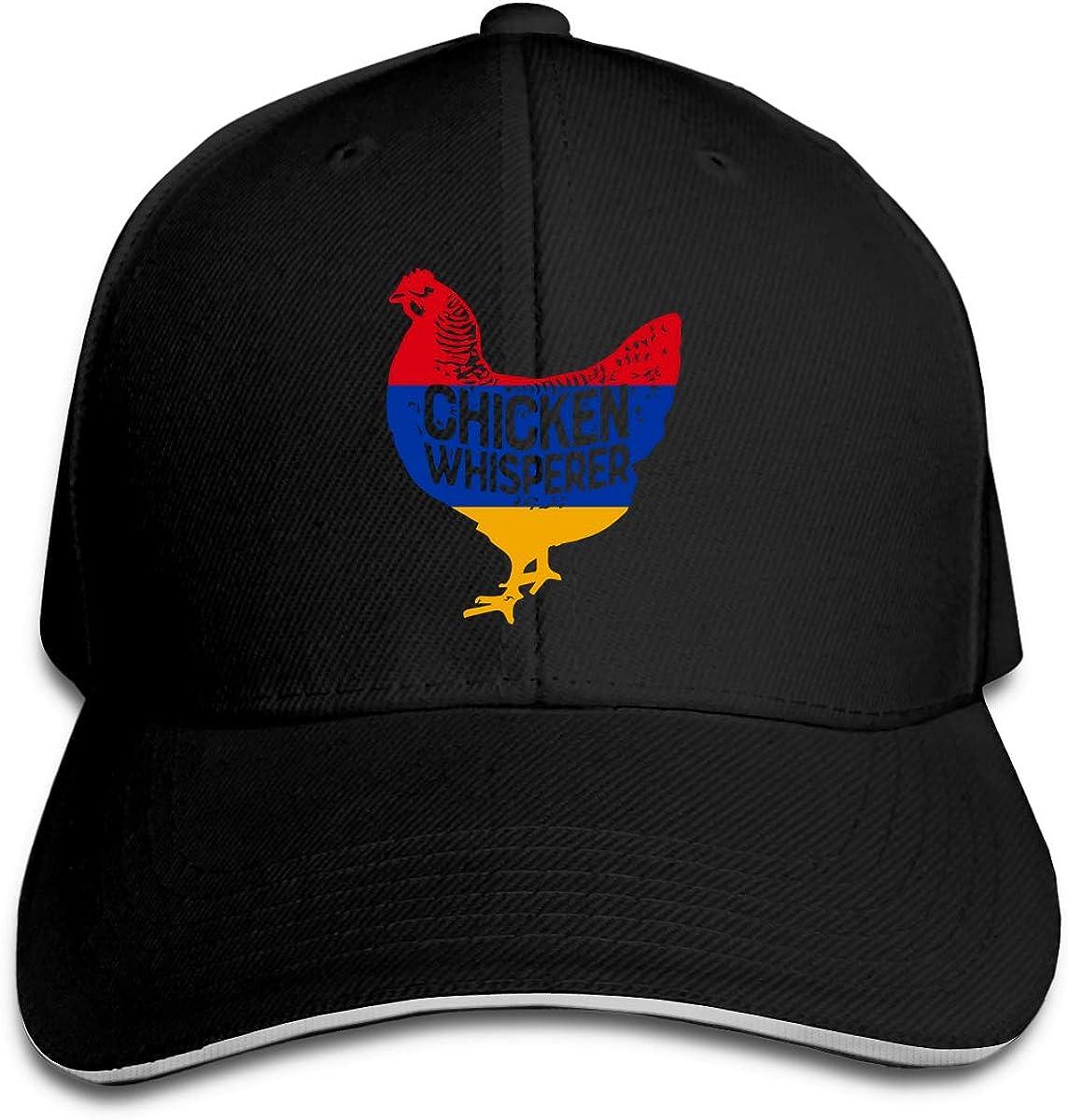 Alive and Chicken Armenia Flag Outdoor Snapback Sandwich Cap Adjustable Baseball Hat Dad Hat