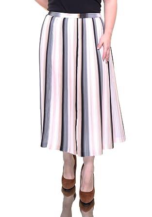 Calvin Klein Para Mujer Falda - Rosado -: Amazon.es: Ropa y accesorios