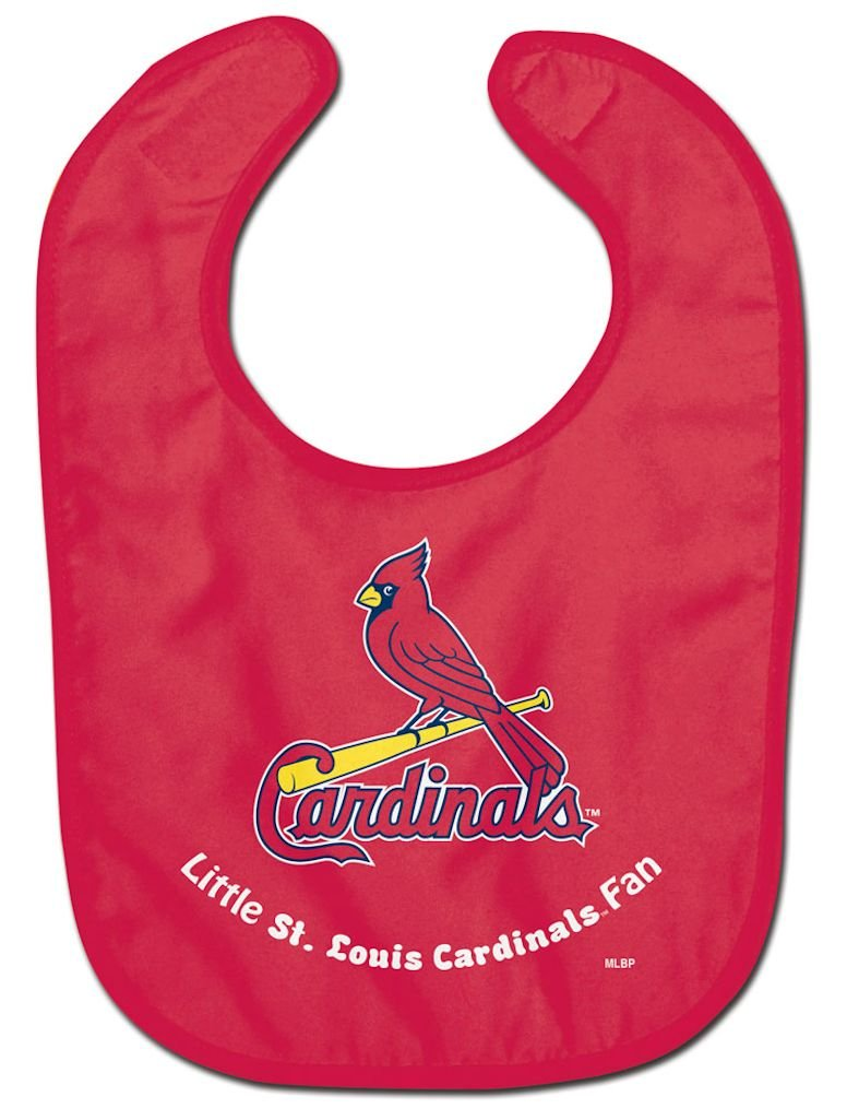 WinCraft MLB St Louis Cardinals WCRA1995814 All Pro Baby Bib