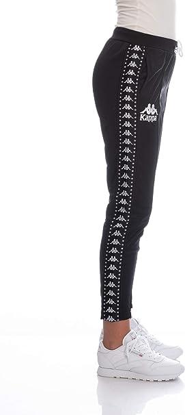 Kappa 3030C20 Pantalón Mujer Negro M: Amazon.es: Ropa y accesorios