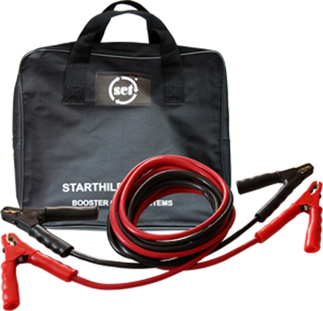 35mm2 LKW-Starthilfekabel SK500 Schnitt bis 600A f/ür Dieselmotoren bis 7000cm3