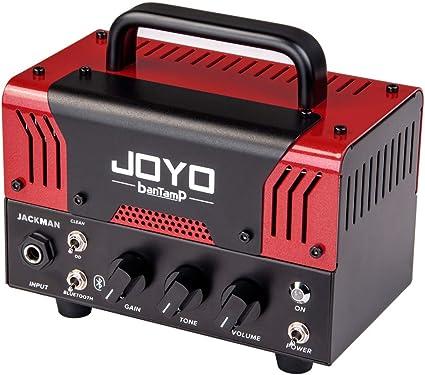 Amazon.com: Joyo BantamP - Amplificador de guitarra compacto ...