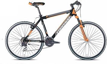 TORPADO Bicicleta MTB 595 Earth 26 V-Brake 3 x 7 V Talla 38 ...