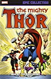 img - for Thor Epic Collection: War of the Pantheons book / textbook / text book