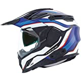 Nexx X.D1 Canyon Blue Motorcycle Helmet (M)