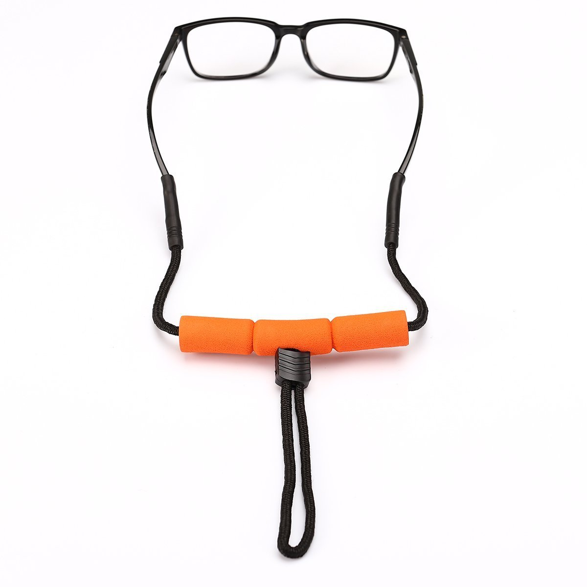 SGerste flottant Lunettes en forme de lunettes de soleil Sangle de fixation pour sangle de lunettes de lecture pour sports d'eau Rafting Drift FIS Zr3BSSPoS