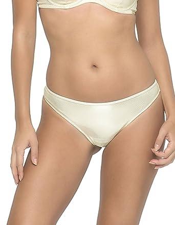 2e2859c224 Sapph 1627-132-18-01 Women s Fabulous Glam Gold Panty Thong  Sapph ...