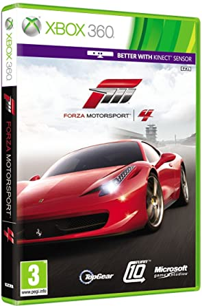Forza Motorsport 4 (Xbox 360): Amazon co uk: PC & Video Games