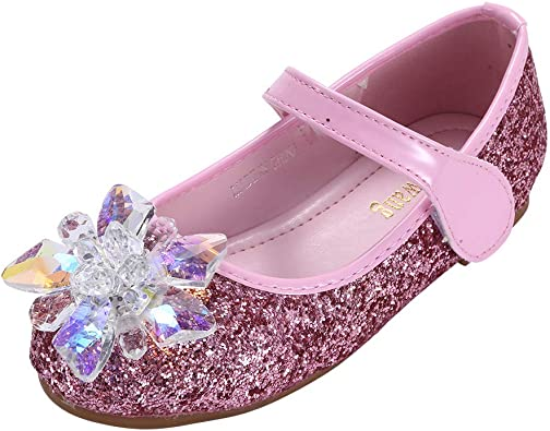pink sparkly shoes for girls cheap online