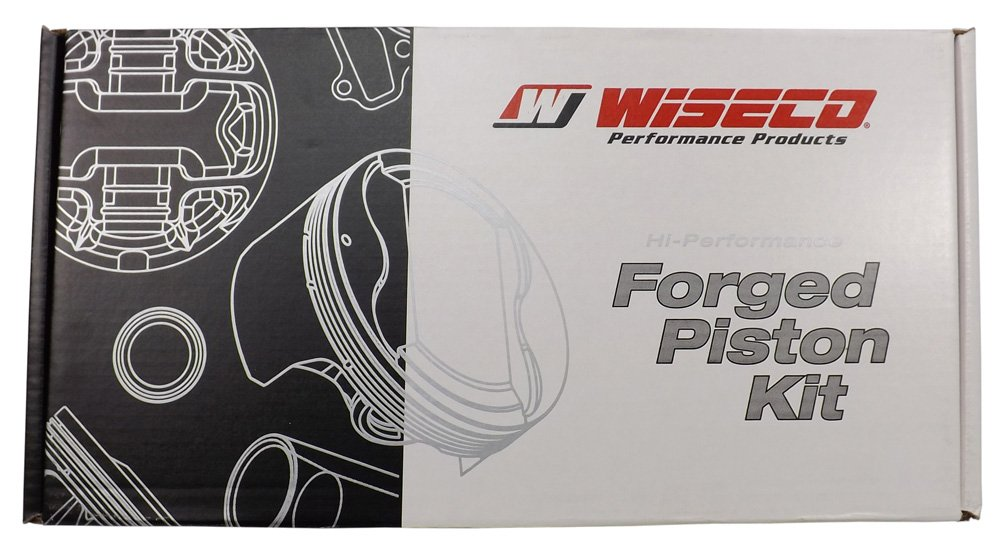 SK1366 82.00mm 12.5:1 Compression 4-Stroke Piston Kit for Yamaha Snowmobile Wiseco