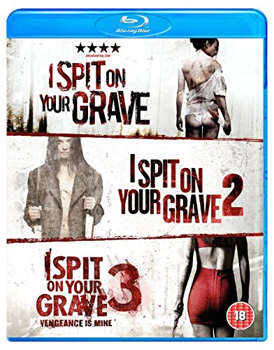 I Spit On Your Grave/I Spit On Your Grave 2/I Spit On Your Grave3