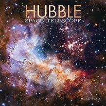 Hubble Space Telescope 2019 Square Wall Calendar