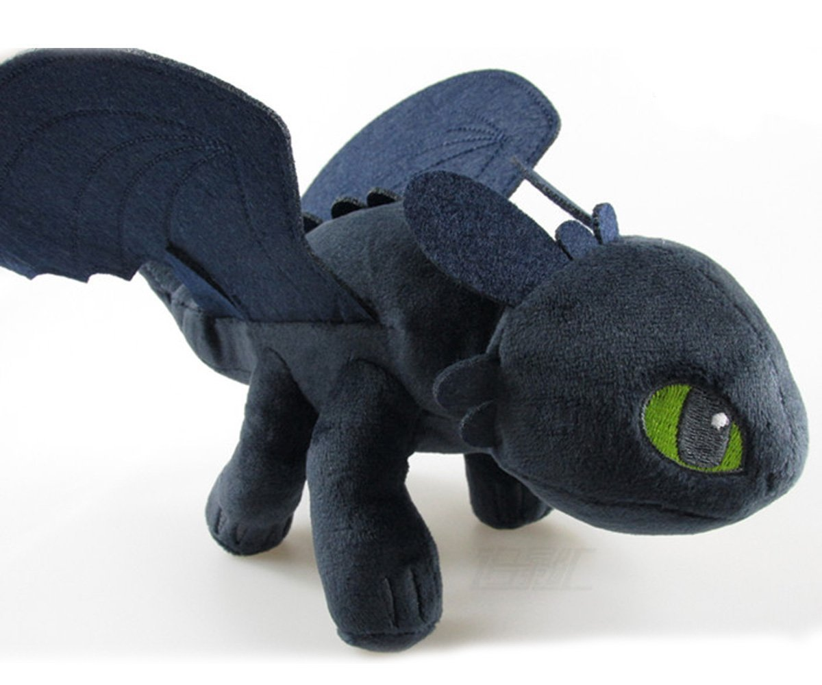 OK-STORE 22'' Toothless Dragon Plush Toys Cuddle
