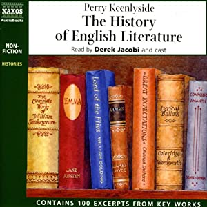The History of English Literature Audiobook