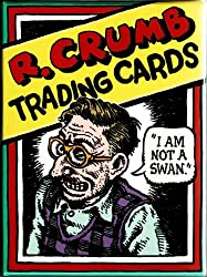R. Crumb 36 Character Boxed Trading Card Set NEW 2010