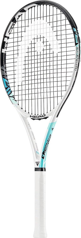HEAD(ヘッド) 硬式テニスラケット [ガット張り上げ済] チャレンジライト ホワイト グリップサイズ0 233556A   B06W2GYZQ7