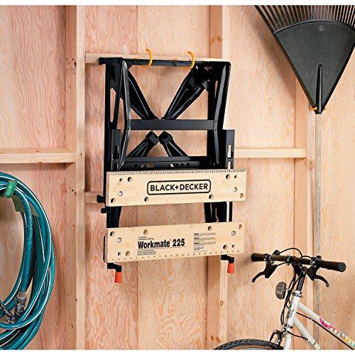 028873792259 - Black & Decker Workmate 225 450 lb. Capacity Portable Work Bench carousel main 3