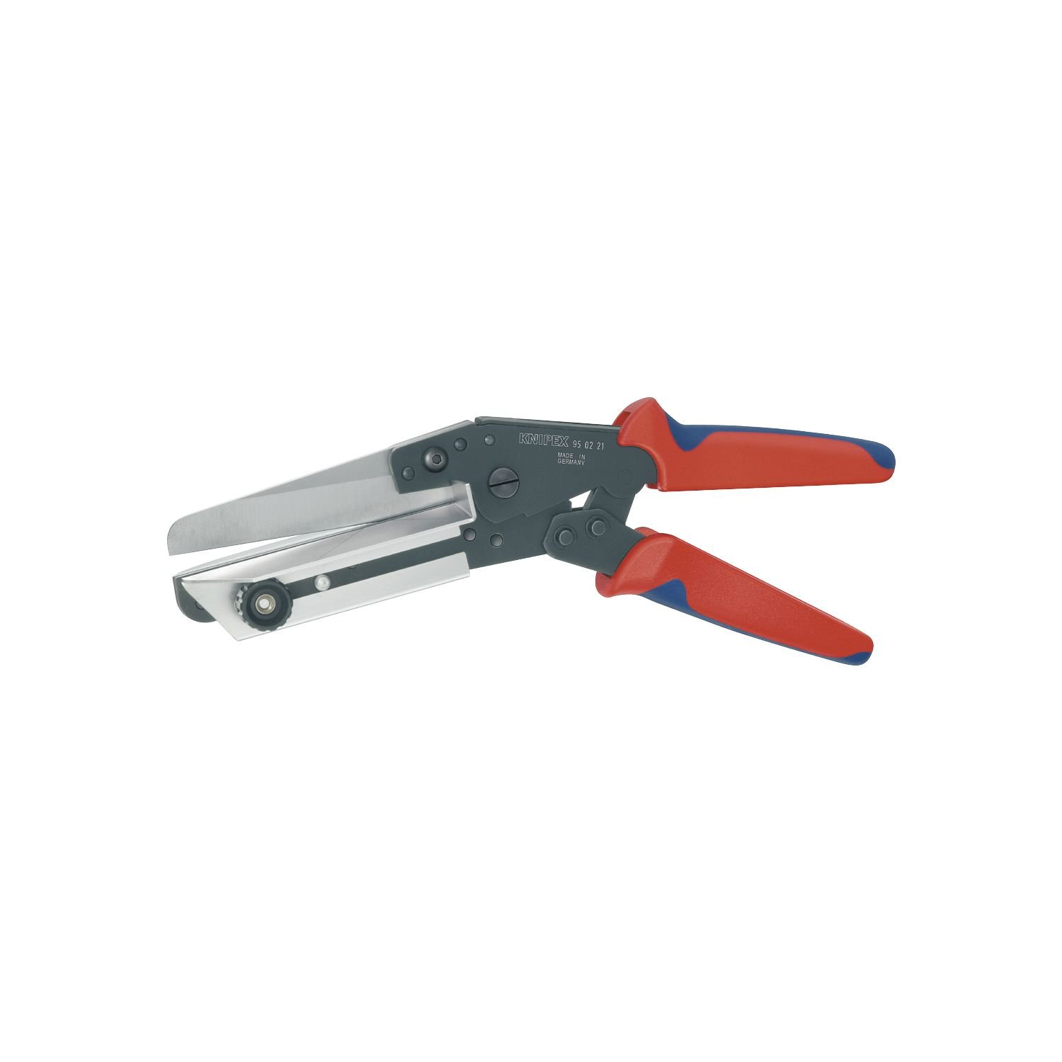 Knipex 95 02 21 Shears for Vinyl and cable ducts by KNIPEX Tools