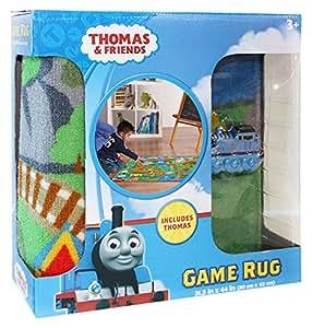 Amazon Com Gertmenian Thomas And Friends Rug Hd Kids Play