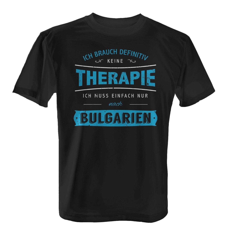Ich brauche keine therapie ich muss einfach nur nach Berlin Damen T-Shirt