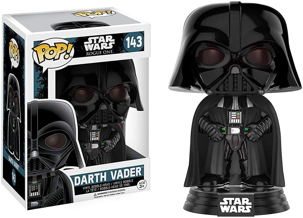 Funko Star Wars Rogue One Darth Vader Pop! Vinyl Bobble Head
