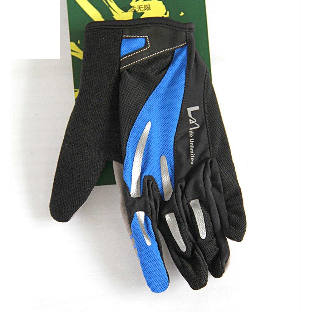 Hhsgcggy Outdoor Klettern Rutschen atmungsaktive Handschuhe/Sport Arbeitshandschuhe