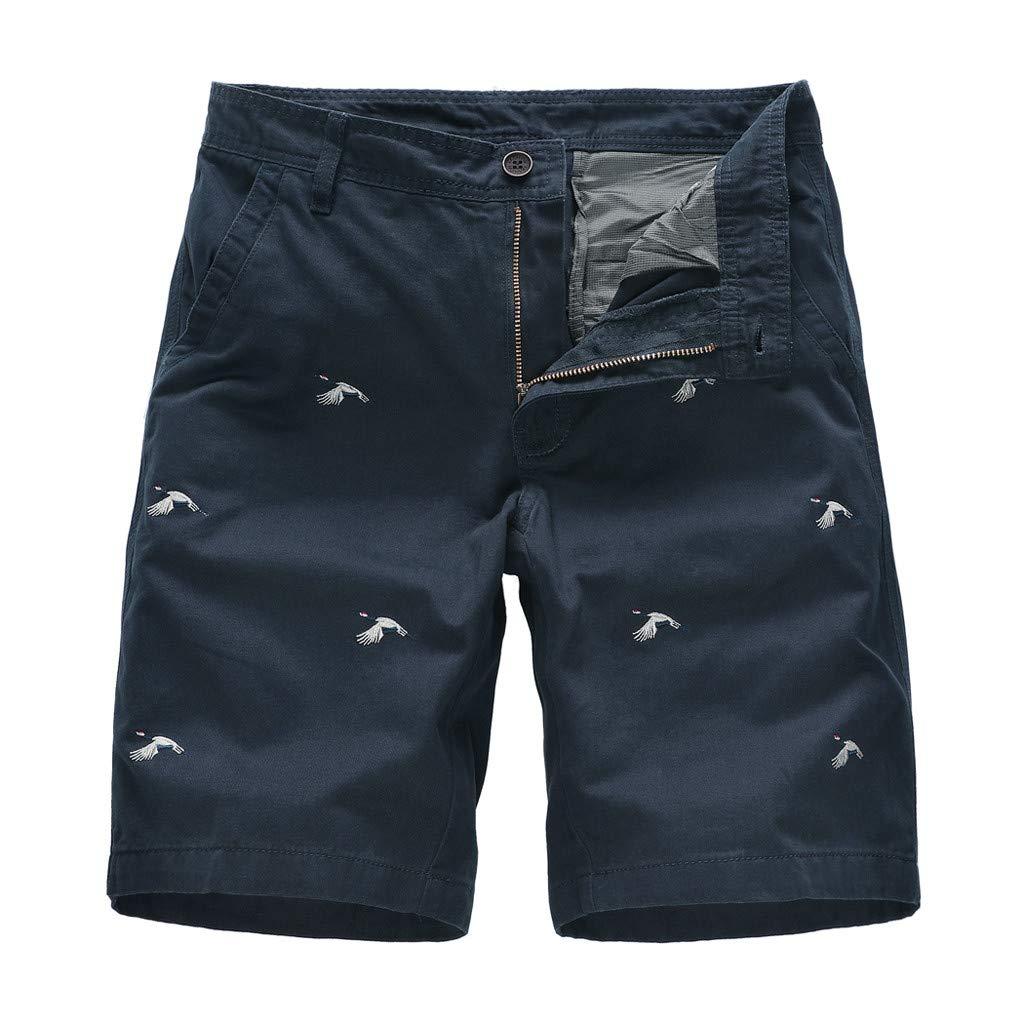 Lachi Costume da Bagno Uomo Mare Vita Elastica con Coulisse Pantaloncini Mare Asciugatura Rapida Spiaggia Nuoto Serf