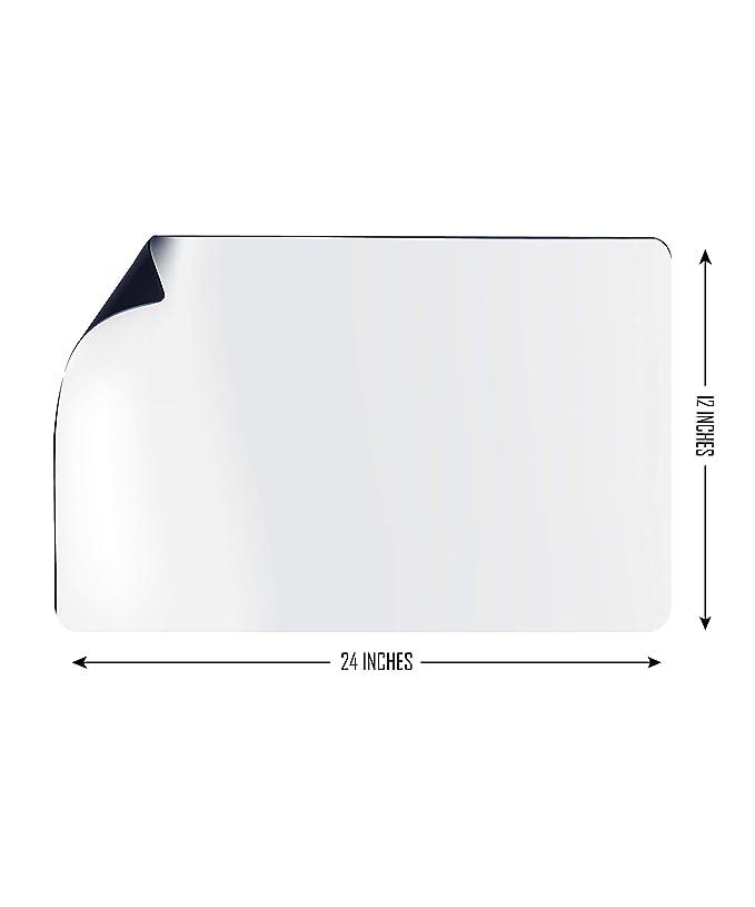 Amazon.com: Letrero magnético de vinilo flexible con ...