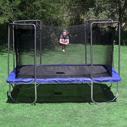 Skywalker Trampolines Square Trampoline With Enclosure