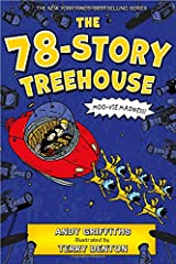 The 78-Story Treehouse: Moo-vie Madness! (The Treehouse Books) Hardcover