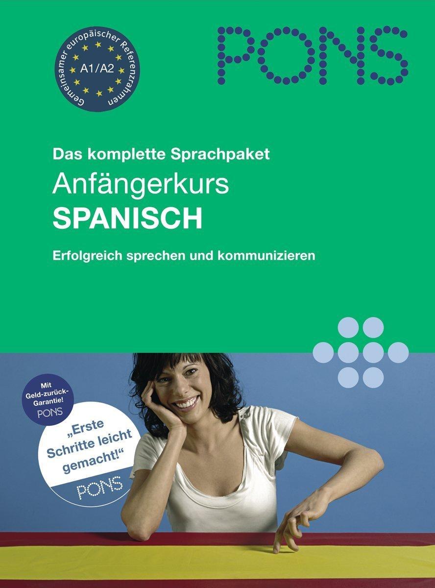 PONS Anfängerkurs Spanisch. Das komplette Sprachpaket