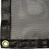 55% Shade Cloth Size: 12' W x 30' L