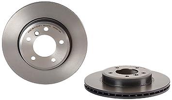 Brembo 09 7701 11 Front Uv Coated Brake Disc Set Of 2