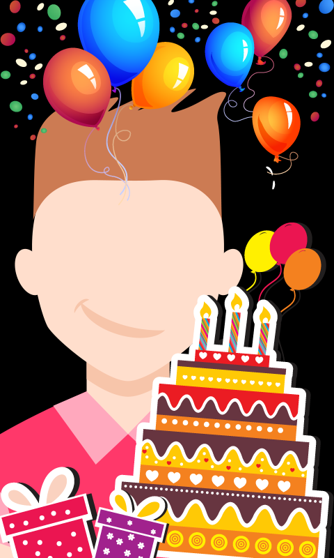 Amazon.com: Happy Birthday Selfie Frames HD: Appstore for