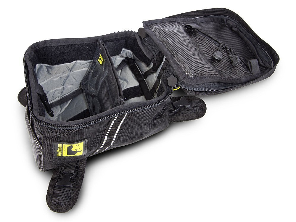Wolfman Luggage S0303 Enduro Tank Bag V-1.7 M0303