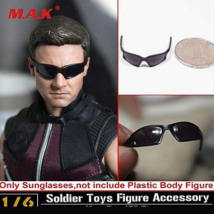 1//6 Scale Soldier Model Accessories World war ii German Pilot Goggles Goggles