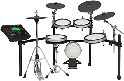 Amazon Com Yamaha Dtx920k Electronic Drum Set Musical Instruments