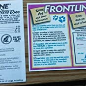 Amazon Com Frontline Plus For Dogs Large Dog 45 To 88