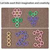 LBLA Montessori Toys for Toddlers,Magnetic Fishing