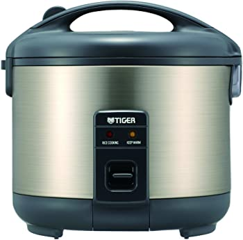 Tiger JNP-S15U-HU 8-Cup Rice Cooker and Warmer