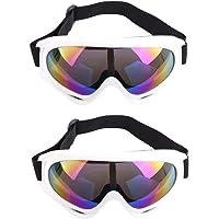 Gafas de seguridad para Nerf, lommer 2unidades–Gafas